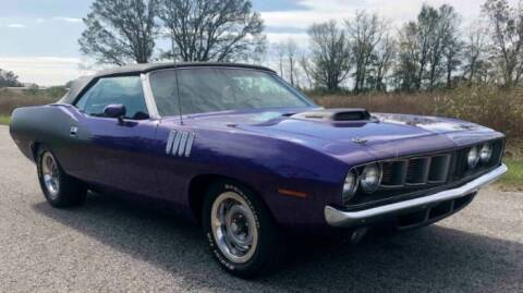 1971 Plymouth Barracuda for sale at Haggle Me Classics in Hobart IN