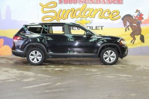 2019 Volkswagen Atlas for sale at Sundance Chevrolet in Grand Ledge MI