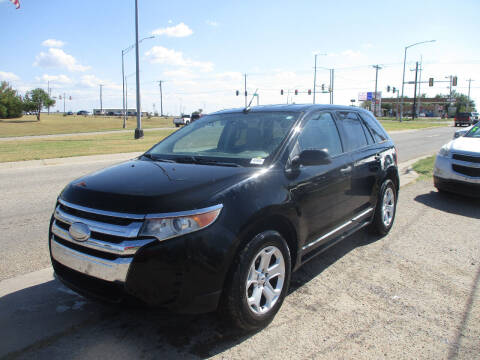 2012 Ford Edge for sale at BUZZZ MOTORS in Moore OK