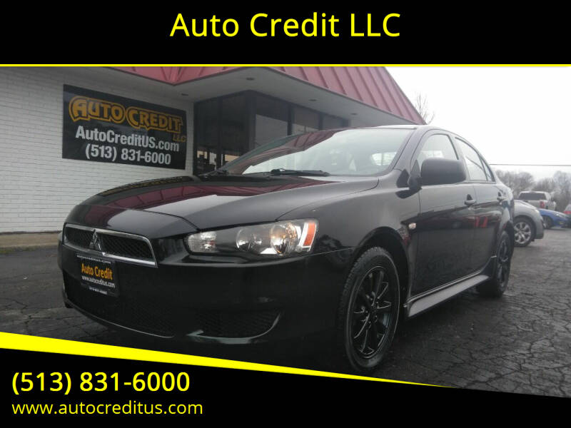2010 Mitsubishi Lancer for sale at Auto Credit LLC in Milford OH