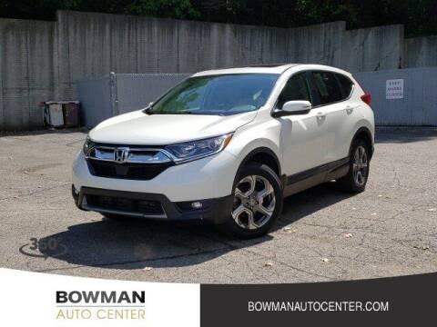 2017 Honda CR-V for sale at Bowman Auto Center in Clarkston MI