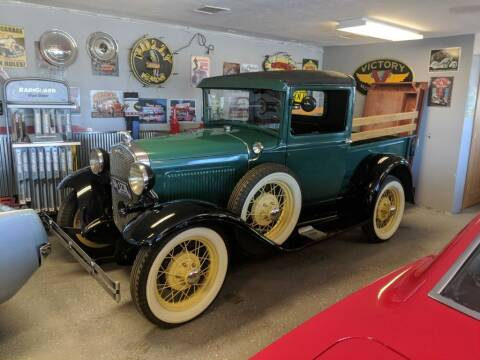 1930 Ford Model A for sale at CRUZ'N MOTORS - Classics in Spirit Lake IA