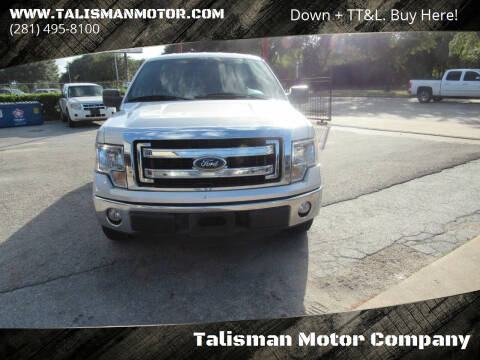 2013 Ford F-150 for sale at Don Jacobson Automobiles in Houston TX