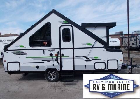 2021 Forest River ROCKWOOD A223HW-W for sale at SOUTHERN IDAHO RV AND MARINE in Jerome ID