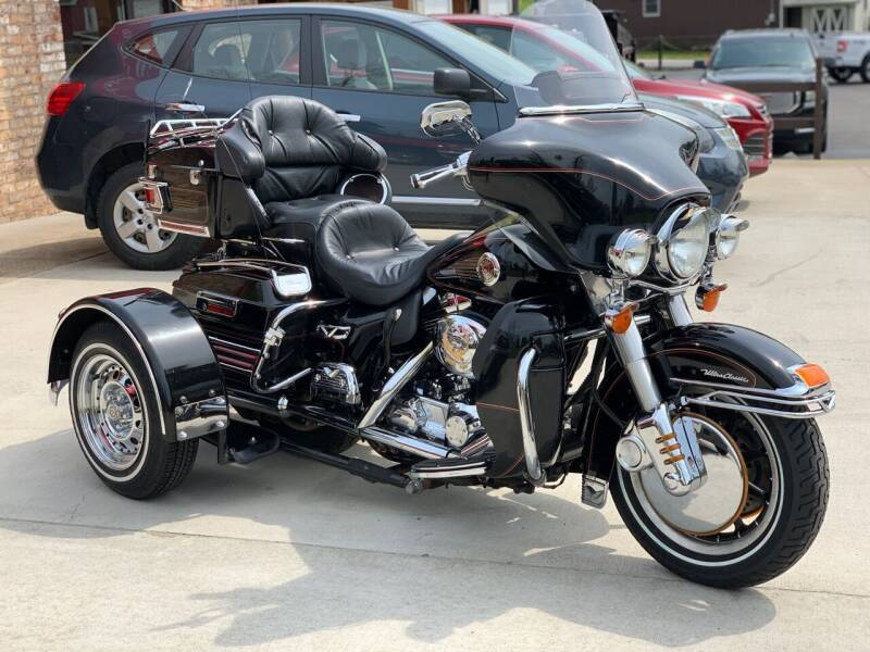 2000 Harley-Davidson Ultra Classic for sale at Twin Rocks Auto Sales LLC in Uniontown PA