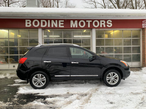 2012 Nissan Rogue for sale at BODINE MOTORS in Waverly NY