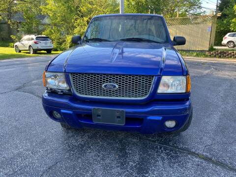 2003 Ford Ranger for sale at ABA Auto Sales in Bloomington IN