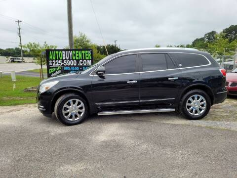 2013 Buick Enclave for sale at AutoBuyCenter.com in Summerville SC