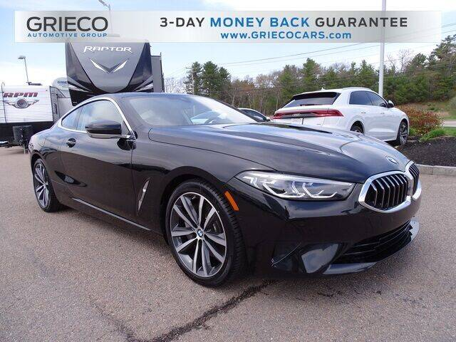 2020 BMW 8 Series for sale in Raynham, MA