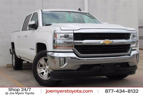 2016 Chevrolet Silverado 1500 for sale at Joe Myers Toyota PreOwned in Houston TX