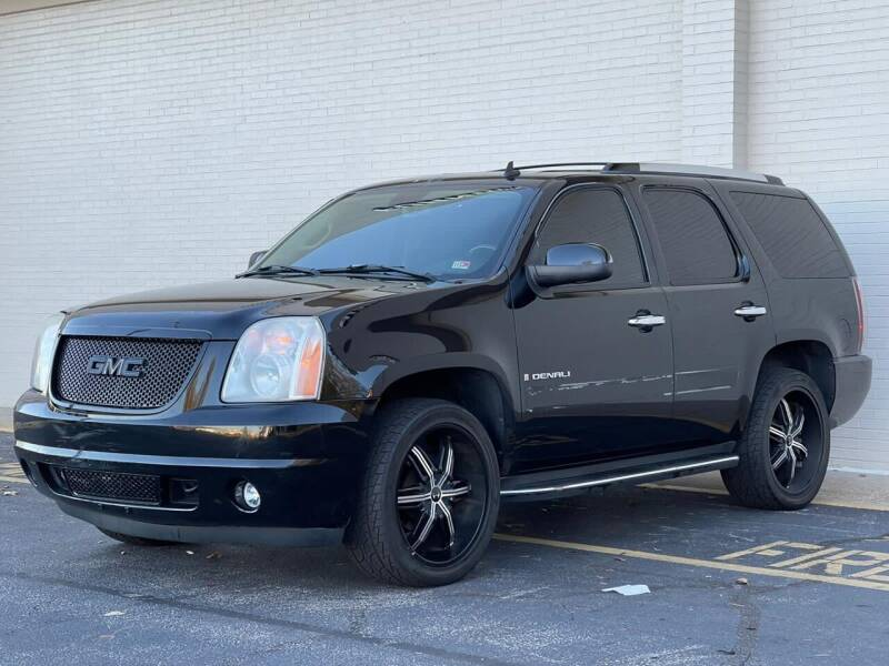 2007 GMC Yukon for sale at Carland Auto Sales INC. in Portsmouth VA
