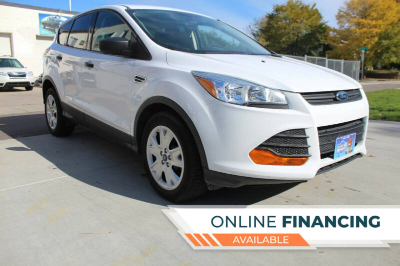 2015 Ford Escape for sale at K & L Auto Sales in Saint Paul MN