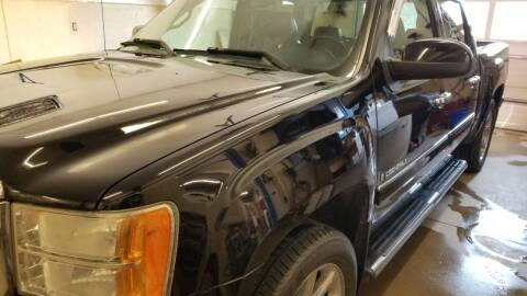 2008 GMC Sierra 1500 for sale at MARVIN'S AUTO BODY in Farmington ME