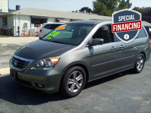 2008 Honda Odyssey for sale at KENNEDY AUTO CENTER in Bradley IL