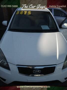 2011 Kia Rio for sale at The Car Guys in Tucson AZ