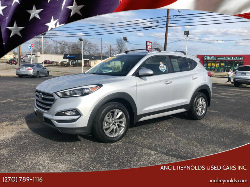 2017 Hyundai Tucson for sale at Ancil Reynolds Used Cars Inc. in Campbellsville KY