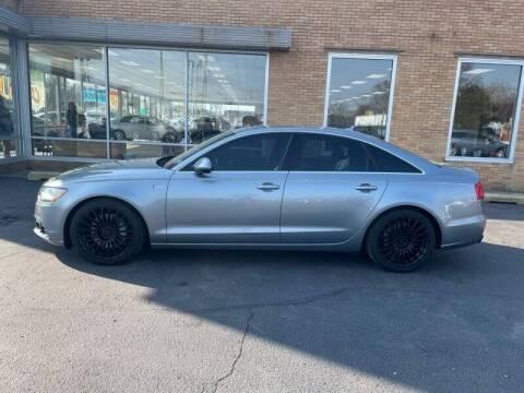 2012 Audi A6 for sale at Auto Galaxy Inc in Grand Rapids MI