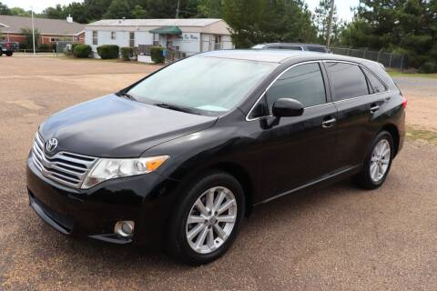 2011 Toyota Venza for sale at Tommy Rice Motors in Byram MS