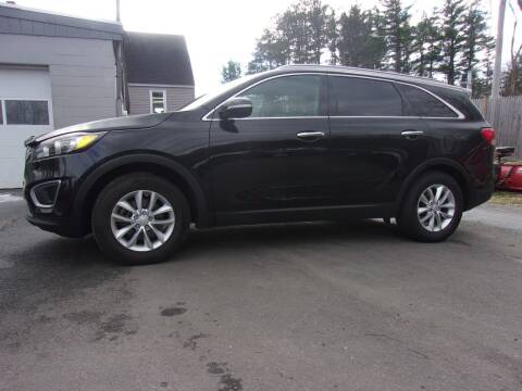 2017 Kia Sorento for sale at Mark's Discount Truck & Auto Sales in Londonderry NH