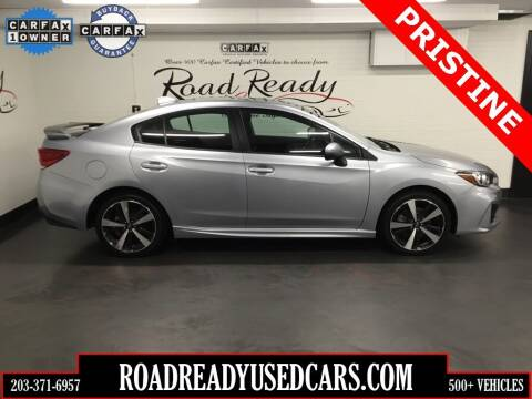 2019 Subaru Impreza for sale at Road Ready Used Cars in Ansonia CT