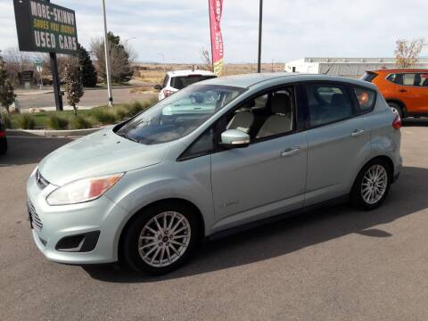 2013 Ford C-MAX Hybrid for sale at More-Skinny Used Cars in Pueblo CO