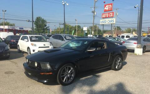 2008 Ford Mustang for sale at 4th Street Auto in Louisville KY