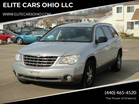 2008 Chrysler Pacifica for sale at ELITE CARS OHIO LLC in Solon OH
