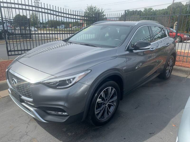 2018 Infiniti QX30 for sale at Auto Sports in Hickory NC