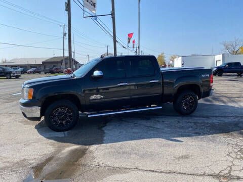 2012 GMC Sierra 1500 for sale at Bruce Kunesh Auto Sales Inc in Defiance OH