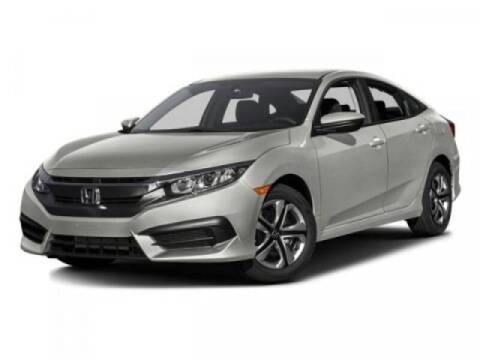 2016 Honda Civic for sale at Acadiana Automotive Group - Acadiana DCJRF Lafayette in Lafayette LA