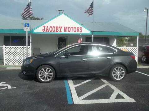 2015 Buick Verano for sale at Jacoby Motors in Fort Myers FL