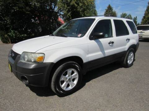 2005 Ford Escape for sale at Triple C Auto Brokers in Washougal WA