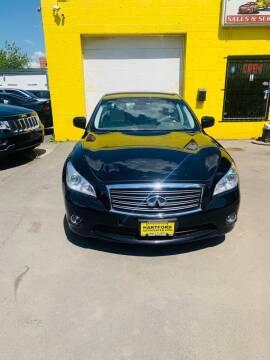 2013 Infiniti M37 for sale at Hartford Auto Center in Hartford CT