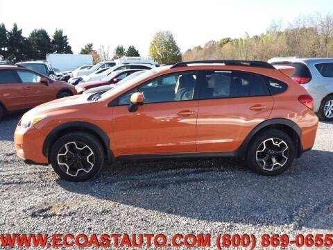2013 Subaru XV Crosstrek for sale at East Coast Auto Source Inc. in Bedford VA
