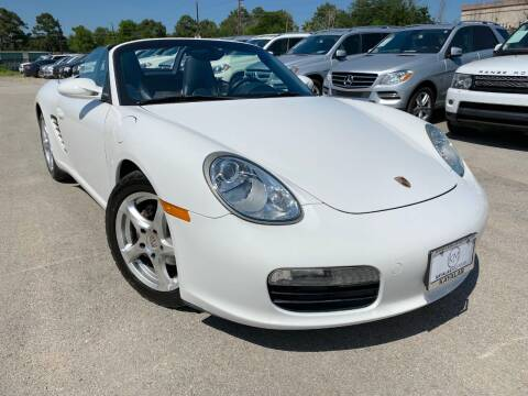 2005 Porsche Boxster for sale at KAYALAR MOTORS in Houston TX