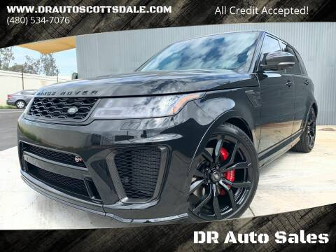 2020 Land Rover Range Rover Sport for sale at DR Auto Sales in Scottsdale AZ