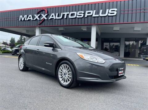2016 Ford Focus for sale at Maxx Autos Plus in Puyallup WA