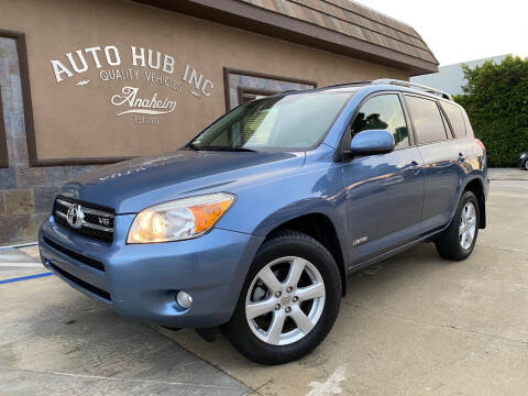 2006 Toyota RAV4 for sale at Auto Hub, Inc. in Anaheim CA