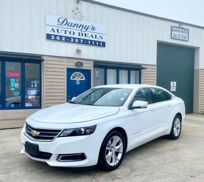 2015 Chevrolet Impala for sale at Danny's Auto Deals in Grafton WI
