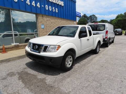 2014 Nissan Frontier for sale at 1st Choice Autos in Smyrna GA
