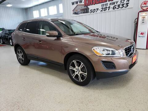 2011 Volvo XC60 for sale at Kinsellas Auto Sales in Rochester MN