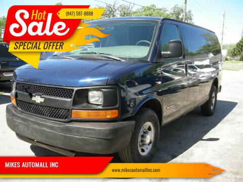 2005 Chevrolet Express Cargo for sale at MIKES AUTOMALL INC in Ingleside IL