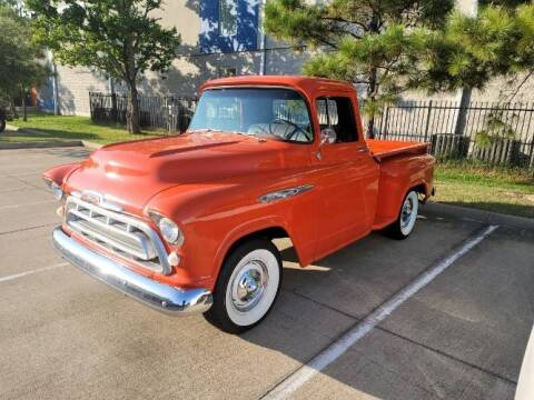 1957 Chevrolet 3100 for sale at Classic Car Deals in Cadillac MI