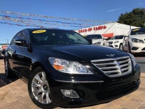 2011 Hyundai Genesis for sale at Cars of Tampa in Tampa FL