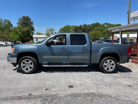 2010 GMC Sierra 1500 for sale at TAVERN MOTORS in Laurens SC