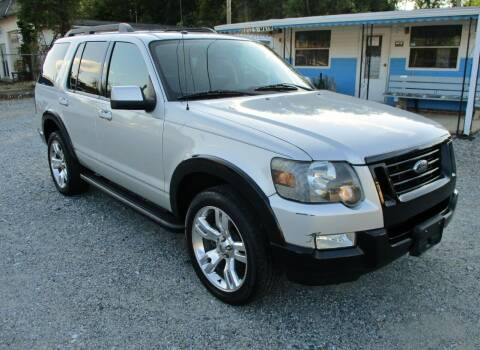 2010 Ford Explorer for sale at Family Auto Sales of Mt. Holly LLC in Mount Holly NC