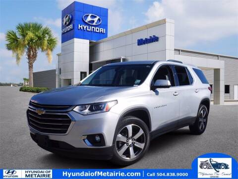2018 Chevrolet Traverse for sale at Metairie Preowned Superstore in Metairie LA