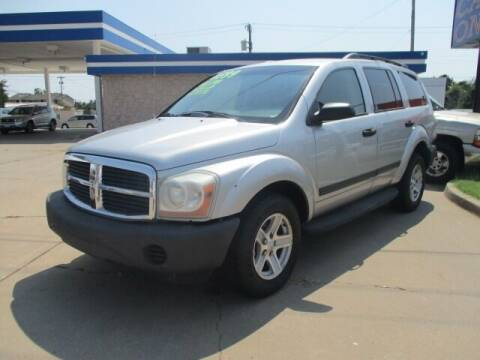 2005 Dodge Durango for sale at Car One in Warr Acres OK