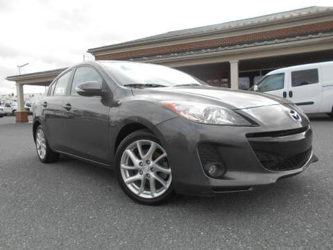 2012 Mazda MAZDA3 for sale at Nye Motor Company in Manheim PA