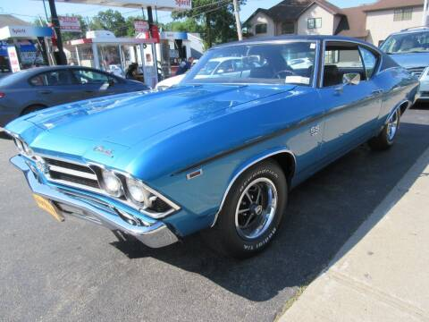 1969 Chevrolet Chevelle for sale at Island Classics & Customs in Staten Island NY